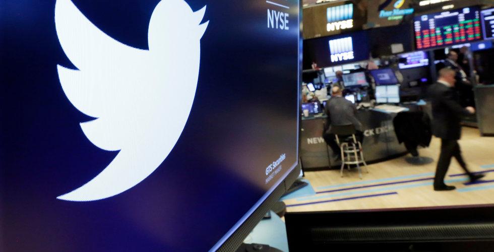 Bättre än väntat för Twitter i omsättning och antal aktiva användare