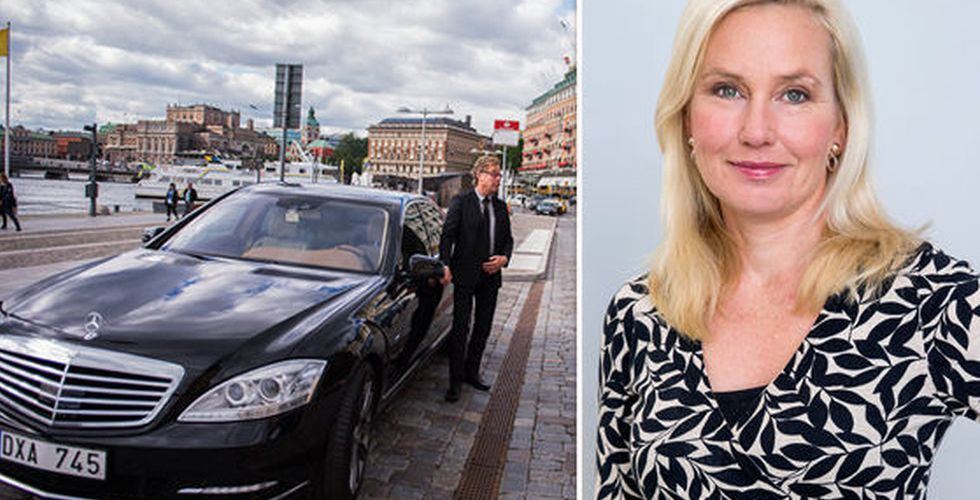 Fajten trappas upp mellan jätten Uber och svenska regeringen