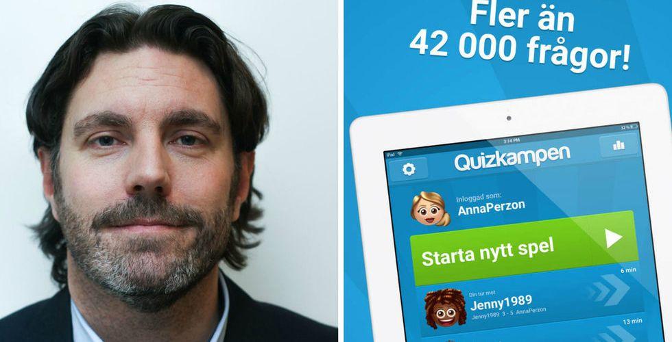 Breakit - Bolaget bakom Quizkampen plockar operativ chef från H&M