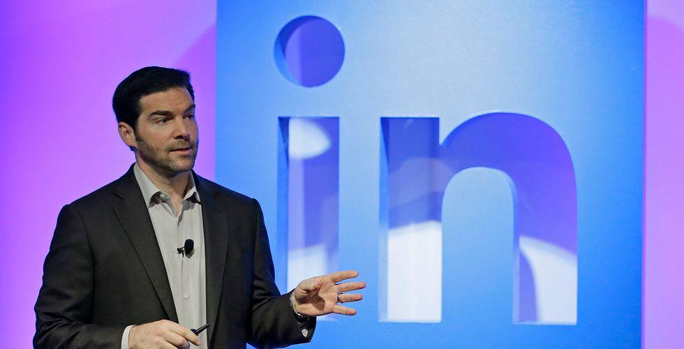 Jätteaffären klar: Microsoft köper Linkedin för 238 miljarder kronor