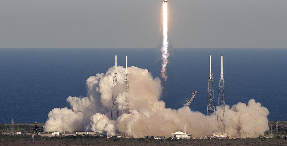 SpaceX planerar flera nya anläggningar i Florida