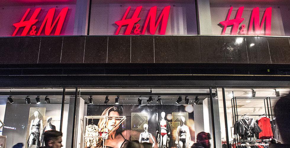 H&M backar upp brittisk klädstartup