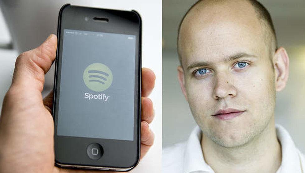 Breakit - Spotify: Apple stoppar vår app – för att gynna egna Apple music