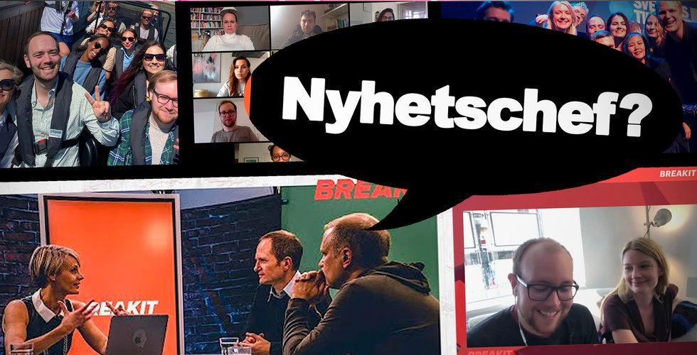 Vi är på jakt efter en nyhetschef – är du den vi söker?