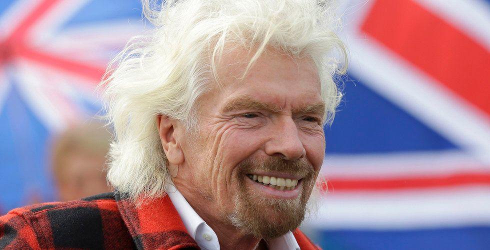 Breakit - Richard Bransons Hyperloop kickar 40 anställda – framtiden osäker