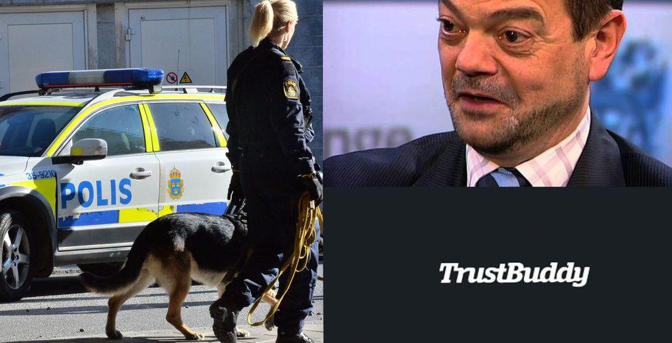 Efter skandalerna – nu ansöker Trustbuddy om konkurs