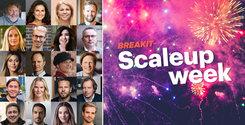 Nu kör vi igång med Scaleup week –och du kan fortfarande vara med!