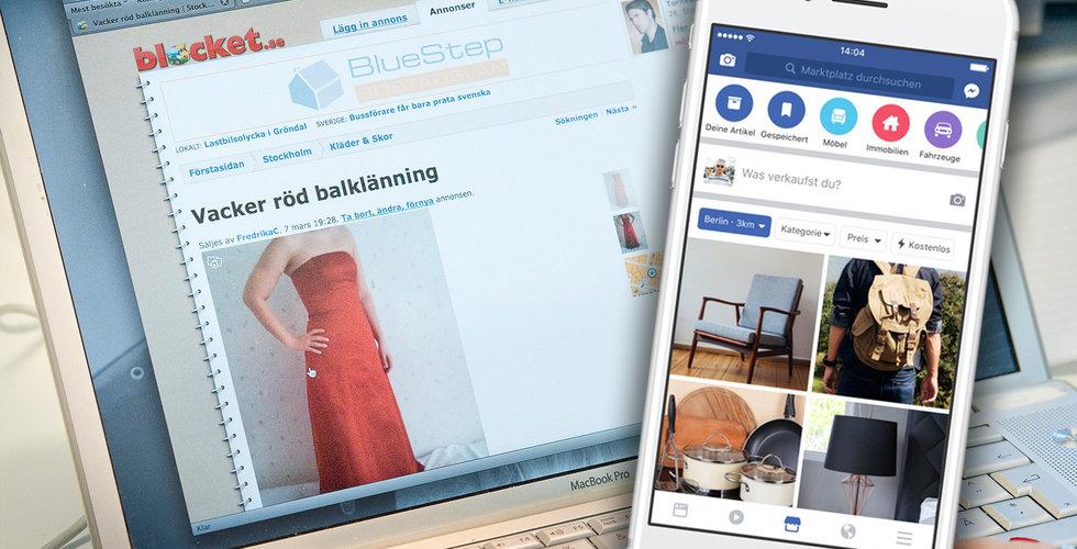 """Breakit - Facebooks """"Blocket-dödare"""" är här – låter dig kränga prylar gratis"""