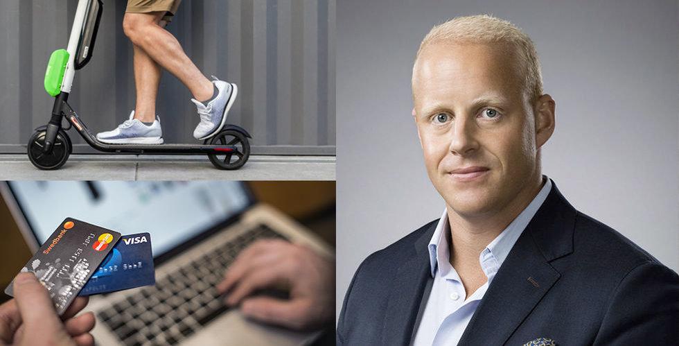 Henrik Persson Ekdahl har hittat sitt nästa miljardbolag – och avslöjar hemlig bitcoin-satsning