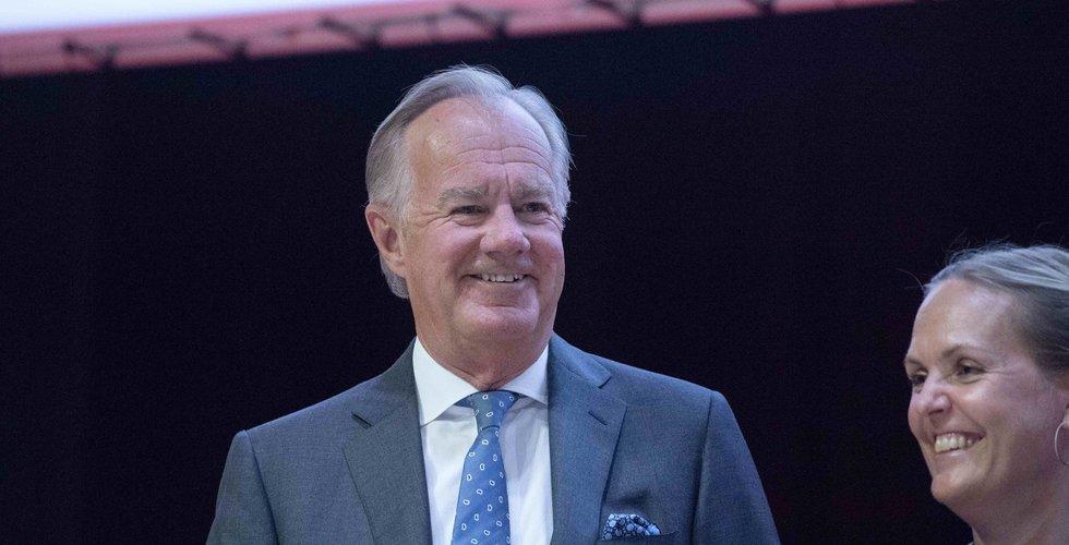 Stefan Persson köper aktier i H&M för 793 miljoner kronor