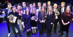 Breakit - Breakit-journalister prisades med Guldspade.