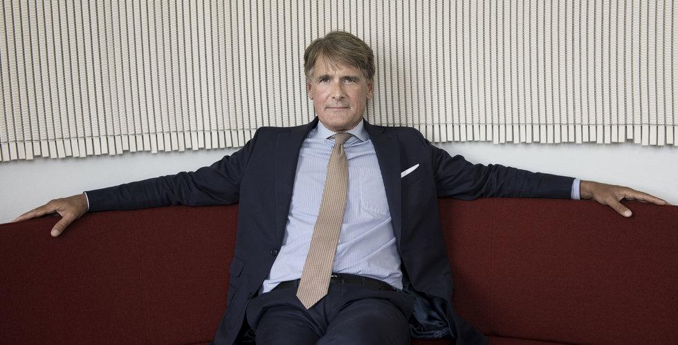 Breakit - Cevian kan gå om Investor som största ägare i Ericsson