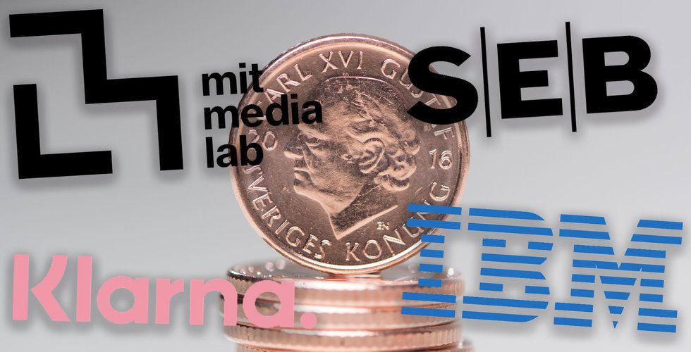 Breakit - Klarna, Ericsson och MIT – här är alla som vill ta fram nya E-kronan