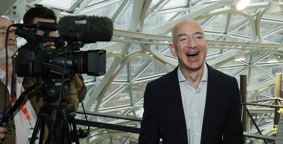Breakit - Historiskt: Nu är Amazon större än Google – för första gången