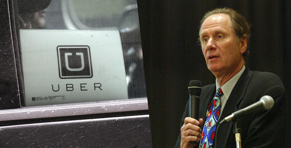 Breakit - Tvingas lämna Uber – var sexistisk på möte om sexism