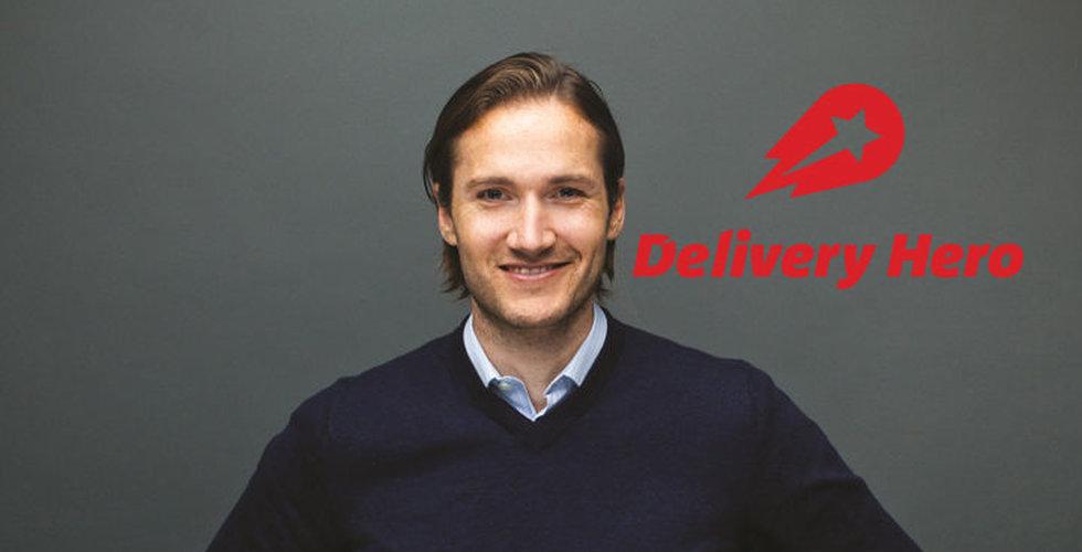 Breakit - Niklas Östbergs Delivery hero klart för börsen – tar in 9 miljarder kronor