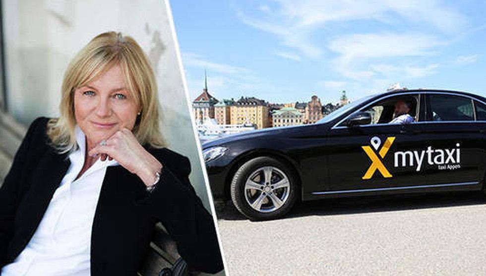 Hon skulle bygga Mytaxi i Sverige – tvingas bort efter ett halvår