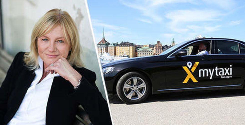 Breakit - Hon skulle bygga Mytaxi i Sverige – tvingas bort efter ett halvår
