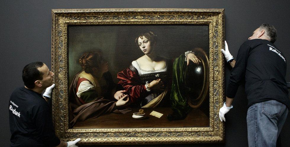 Från farfar till Drottning Kristina – han har sökt alla ägare till Caravaggio-tavlan
