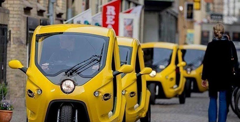 Breakit - Uber var inte först - Bzzt kringgår redan taxireglerna med tuktuk