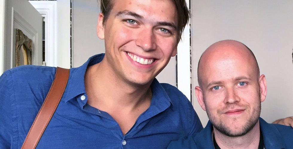 Breakit - Här är den okända storyn om Daniel Ek och Carl Waldekranz