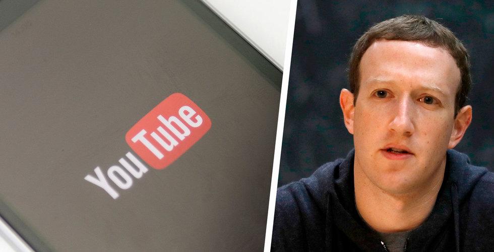 Facebook och Youtube stäms av fransk muslimsk grupp