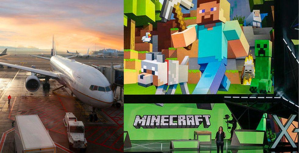 Minecraft-miljardären bygger eget flygbolag – fått flygande start