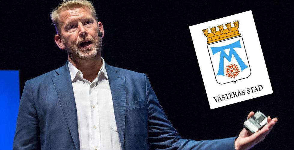Breakit - Fördel Västerås i kampen om den gigantiska batterifabriken Northvolt