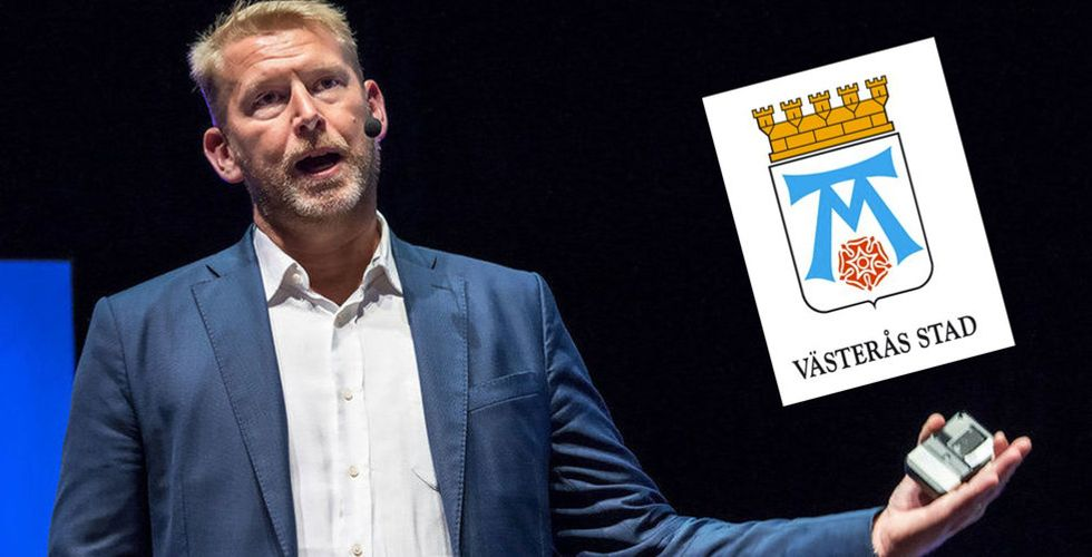 Fördel Västerås i kampen om den gigantiska batterifabriken Northvolt