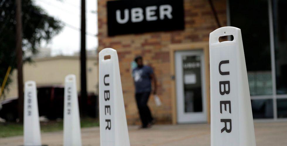 """Breakit - Uber blir av med licens: """"Oro för ett dataintrång"""""""