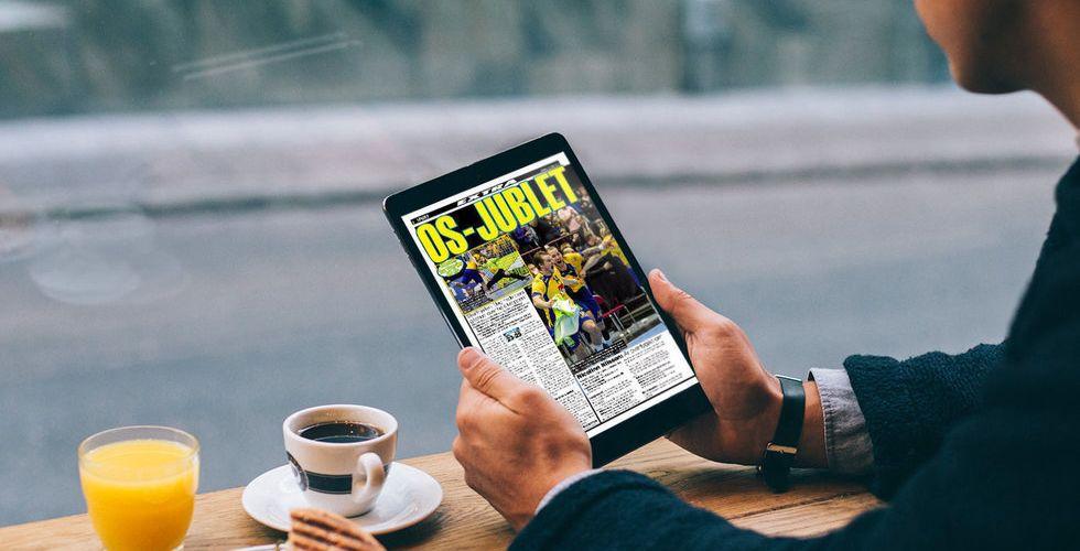 Breakit - Aggregate media investerar 20 miljoner kronor i Readly