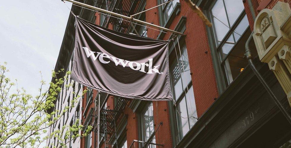 Wework lanserar i Filippinerna
