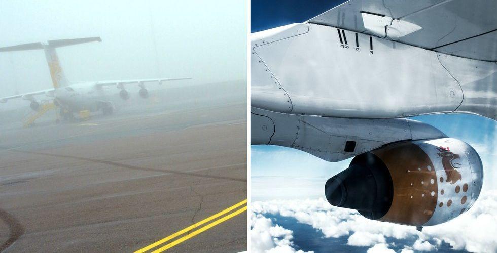 """""""Det är många flygbolag som inte vet var deras egna plan befinner sig"""""""