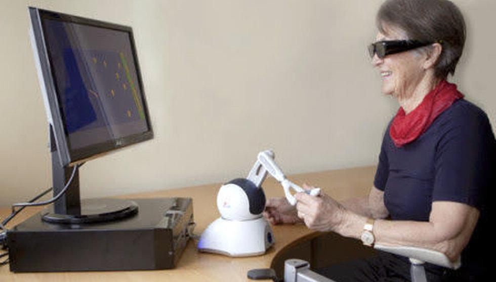 Svenska Brain Stimulation lanserar VR-spelet Rehatt som hjälper stroke-patienter
