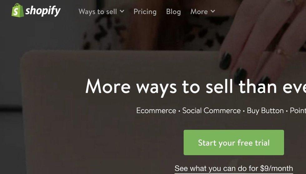 Breakit - Tictail-konkurrenten Shopify finns på Googles uppköpslista