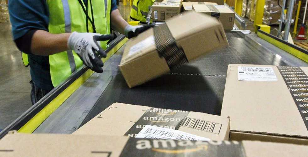 Nya strejker för Amazon i Tyskland under Black Friday och Cyber Monday