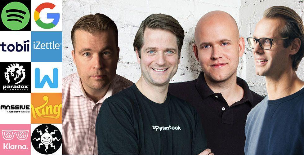 Kartläggning: Så mansdominerade är de svenska techjättarna