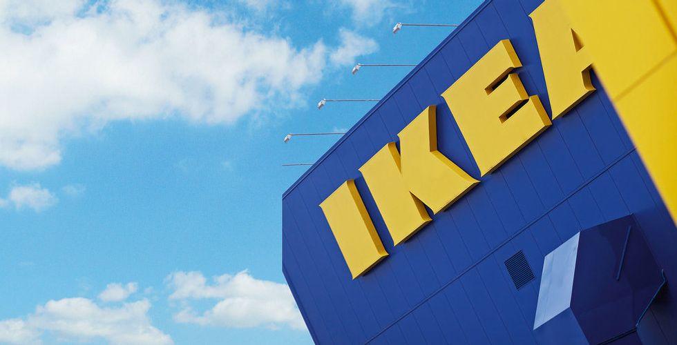 Ikea ska investera 60 miljarder kronor i fastigheter
