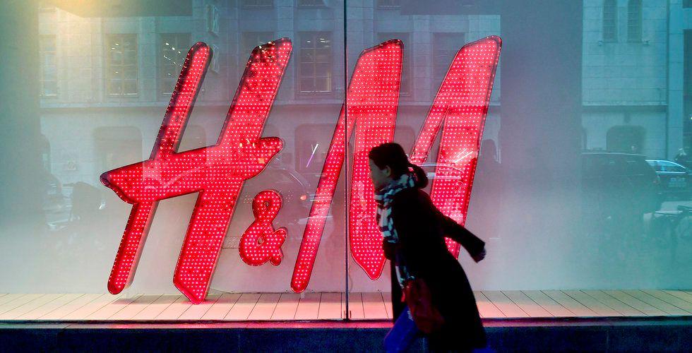 Breakit - Utländska fonder har ökat rejält i krisande H&M under senaste året