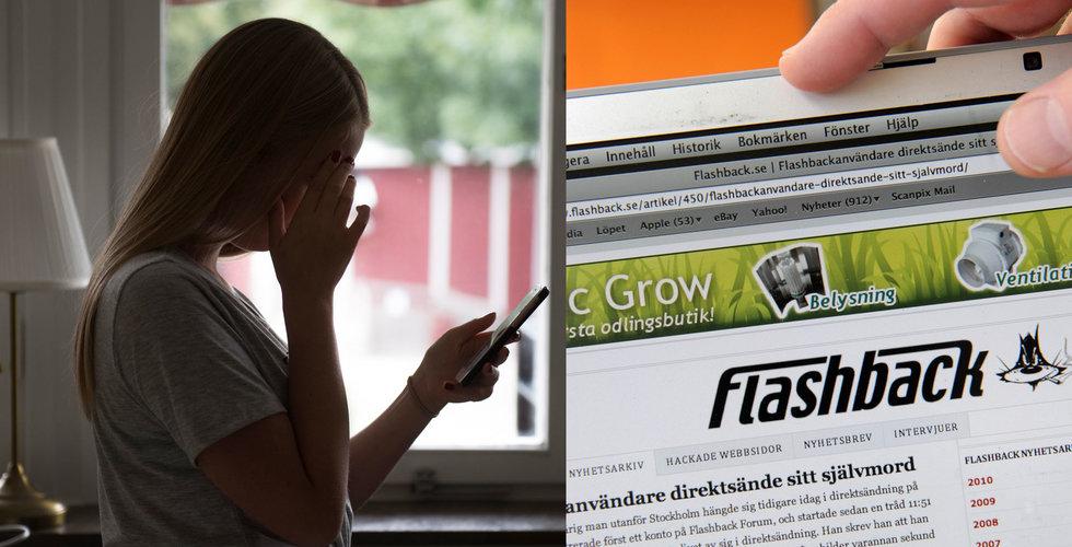 Ny undersökning: Så många svenskar söker sanningen på Flashback
