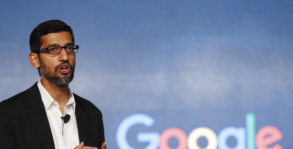 Google lanserar eget stödpaket på 8 miljarder
