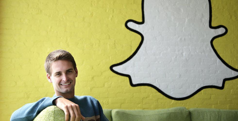 Breakit - Här är Snapchats vapen inför jättenoteringen
