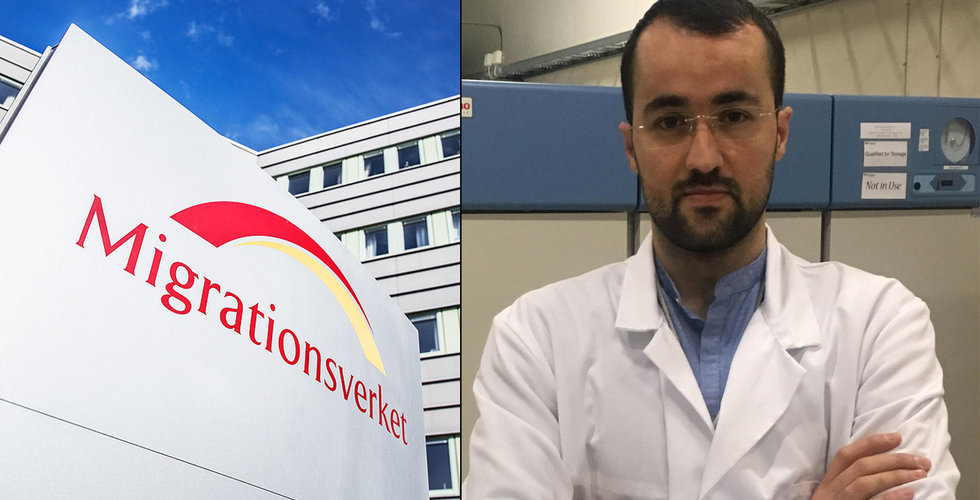 Breakit - Hussein Ismail ville hjälpa sin arbetsgivare – nu utvisas han från Sverige