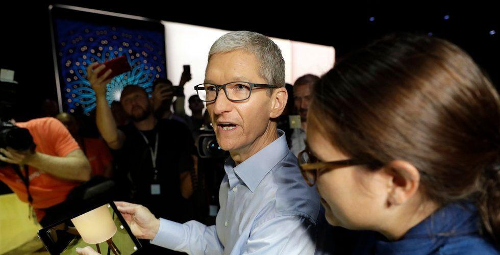 Breakit - Bättre än väntat från Apple – men jätten säljer färre billiga lurar