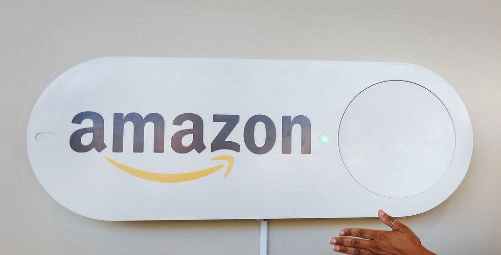 Amazon stod för 44 procent av e-handeln i USA under 2017