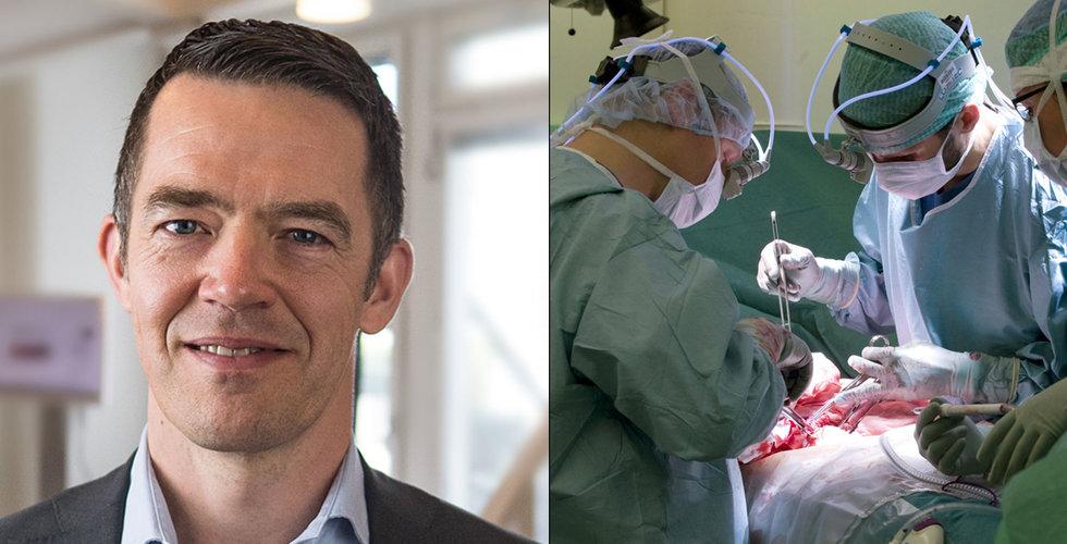 Breakit - Surgical Science är på väg till börsen – ska noteras på First North