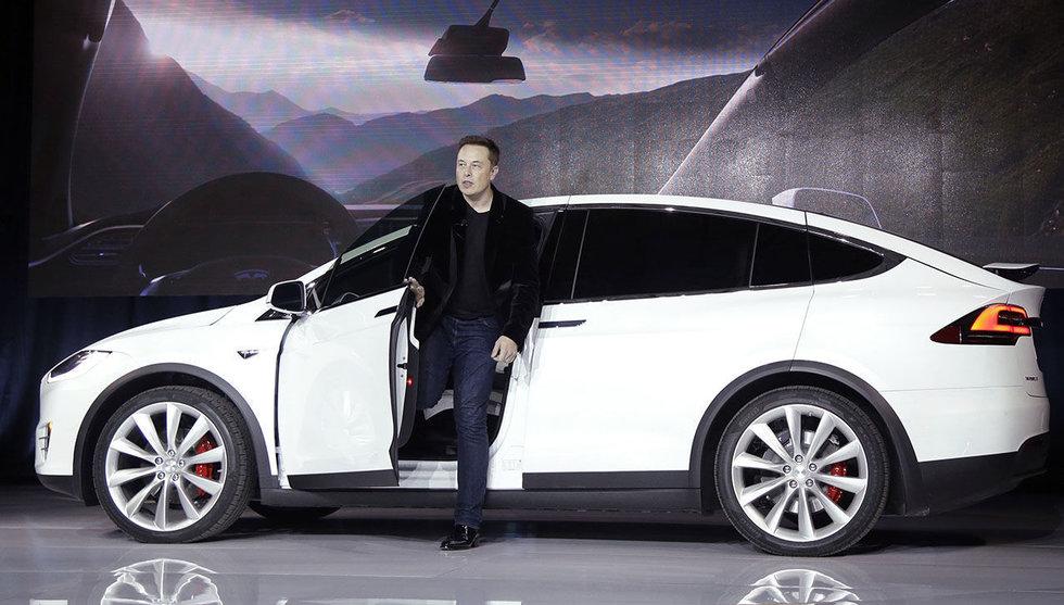 Breakit - Tesla gasar på - sätter nytt rekord i antalet levererade bilar