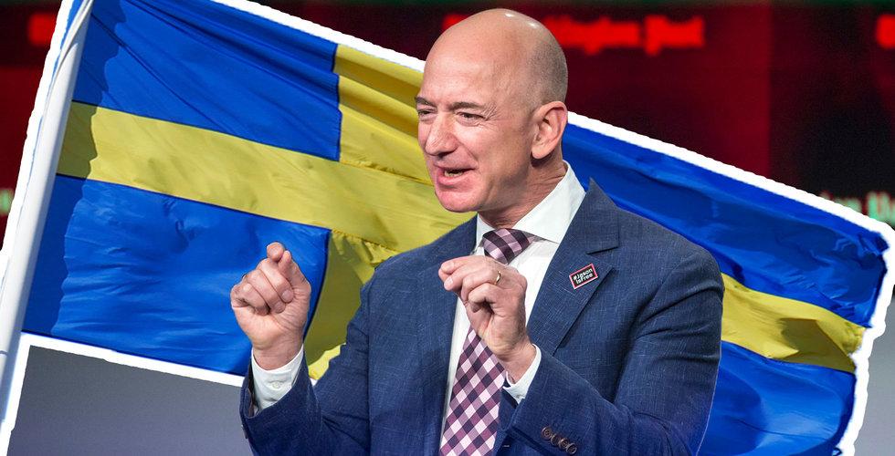 Amazon på rekryteringsoffensiv – letar svenskspråkig personal