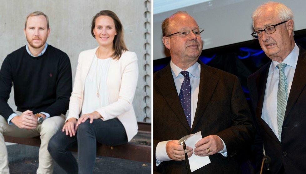 Sverker Martin-Löf investerar i e-handelsbolaget Babyshop