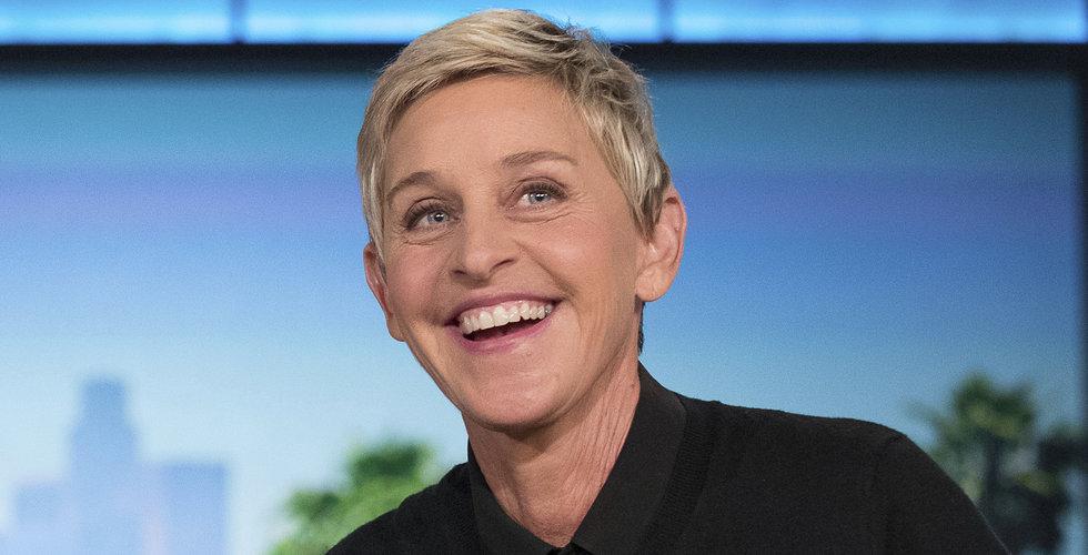 Breakit - Ellen DeGeneres gör standup-special för Netflix